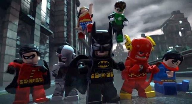 'LEGO Batman: The Movie -- DC Super Heroes Unite'