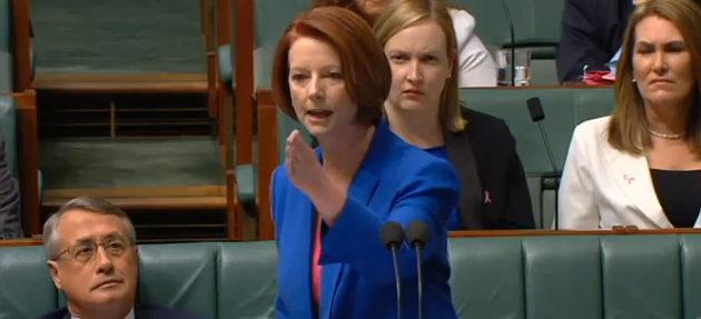 Australia Julia Gillard Sexism