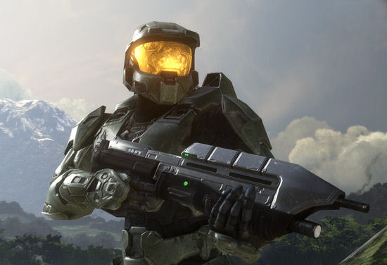 Microsoft's 'Halo' movie