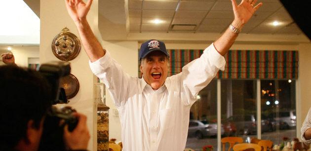 Mitt Romney Friday Night Lights