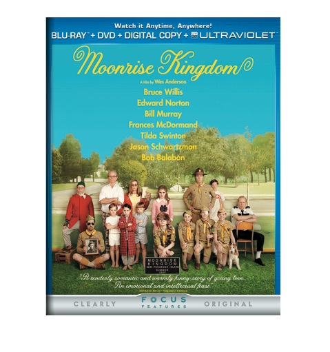 High and Low: 'Moonrise Kingdom'