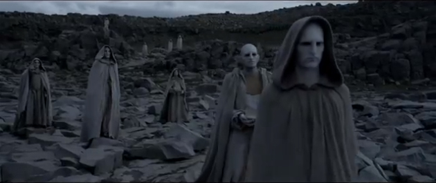 Prometheus Blu-ray Spoiler