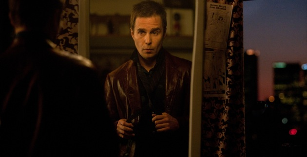 Sam Rockwell -- Exclusive photos from 'Seven Psychopaths'