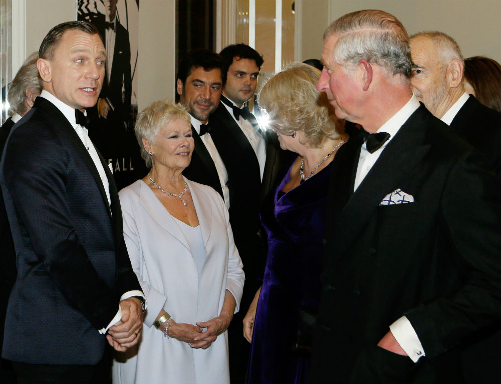 Prince Charles Camilla Bond