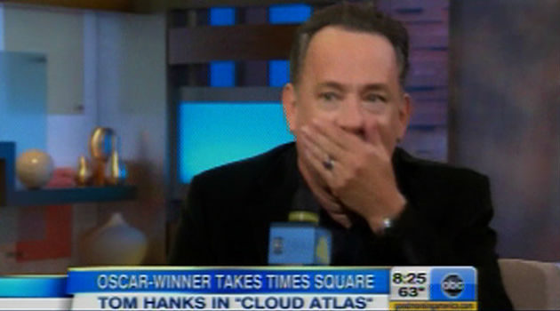 Tom Hanks F-Bomb