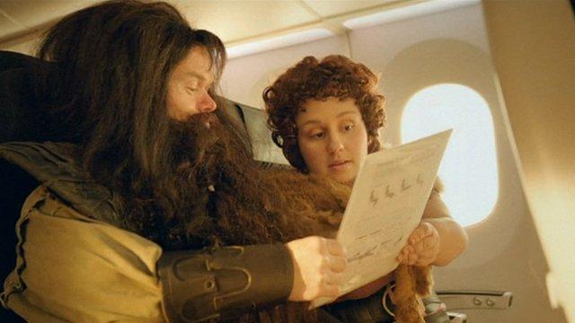 Hobbit Airline Safety
