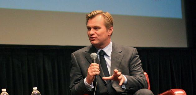 Christopher Nolan TDKR