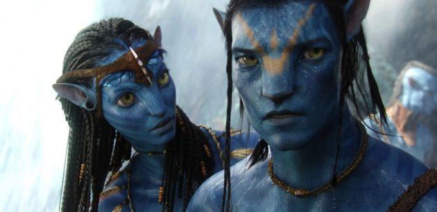Avatar 2 Filming