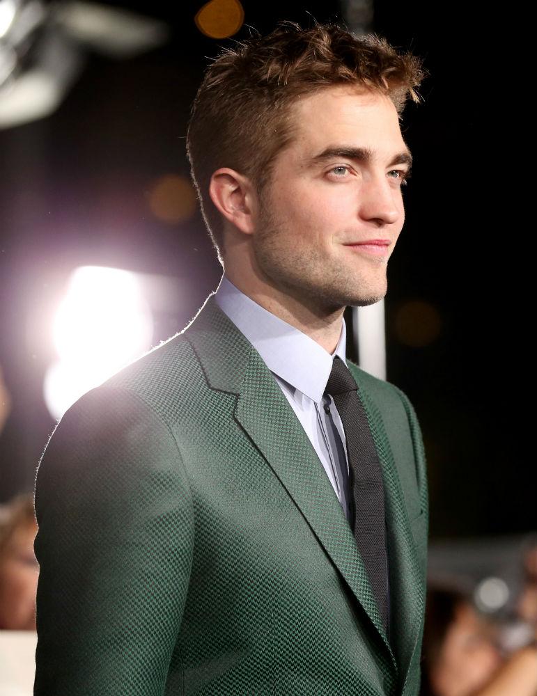 Rob Pattinson Green Gucci