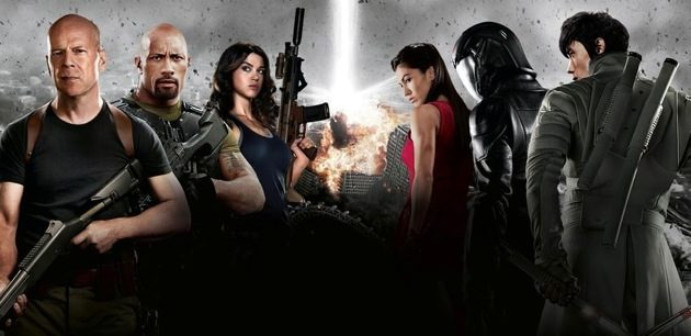 'G.I. Joe: Retaliation' international trailer