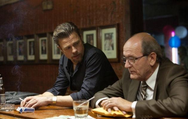 Killing Them Softly Review Brad Pitt