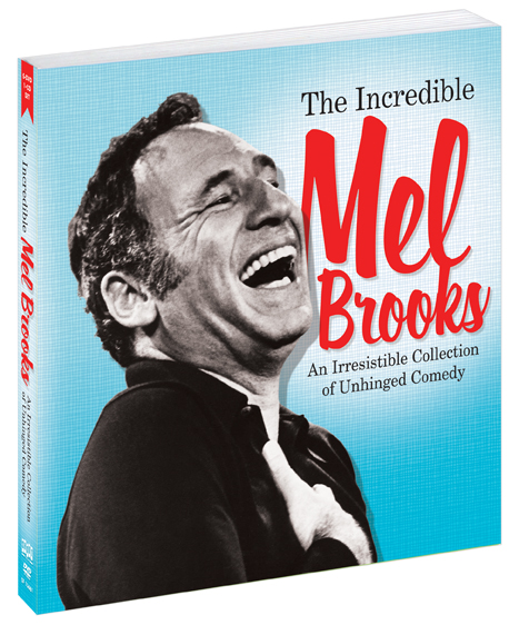 High and Low -- 'The Incredible Mel Brooks'