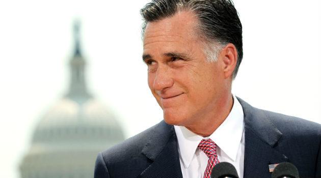 Mitt Romney Weinstein