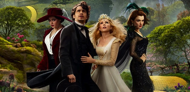 'Oz: The Great and Powerful' trailer