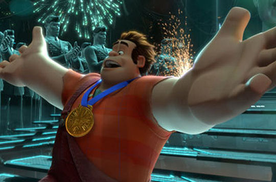 Wreck It Ralph Game References