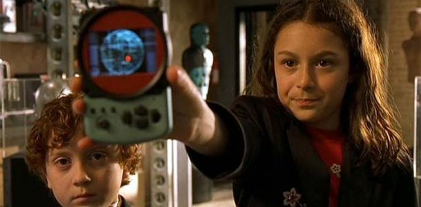 Spy Kids Alexa Vega