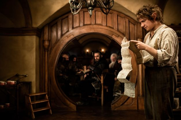 The Hobbit Opening Weekend Box Office