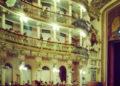 Manaus Brazil Teatro Fitzcarraldo