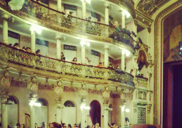 Amazonas Teatro Fitzcarraldo