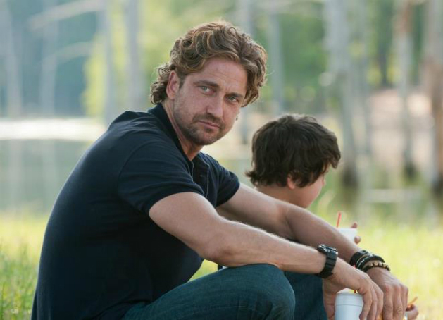 Gerard Butler Playing For Keeps