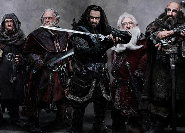 Hobbit Dwarves Song