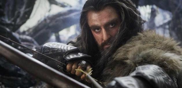 Armitage Hobbit Thorin Sauron