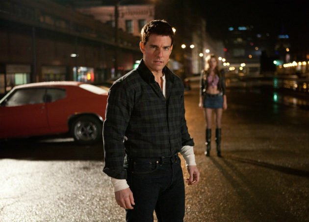 Jack Reacher Tom Cruise Review