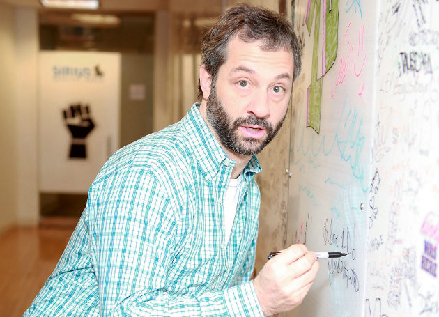 Judd Apatow Marriage This Is 40
