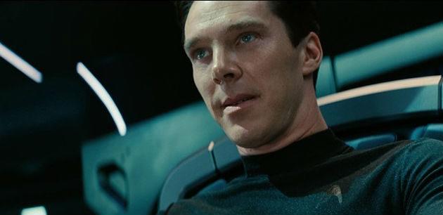 Star Trek Benedict Cumberbatch Spoilers