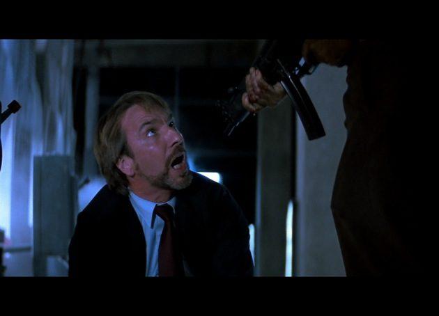 Die Hard Alan Rickman