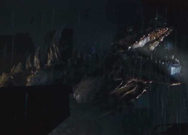 Godzilla remake Frank Darabont