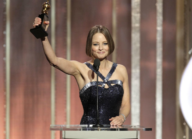 Jodie Foster Speech Golden Globes