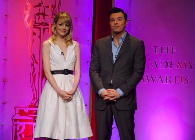 Seth MacFarlane Oscars