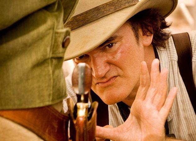 Quentin Tarantino NPR