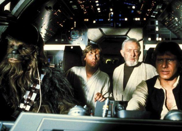 Star Wars Episode 7 J.J. Abrams