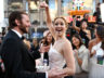 arrives at the Oscars held at Hollywood & Highland Center on February 24, 2013 in Hollywood, California.