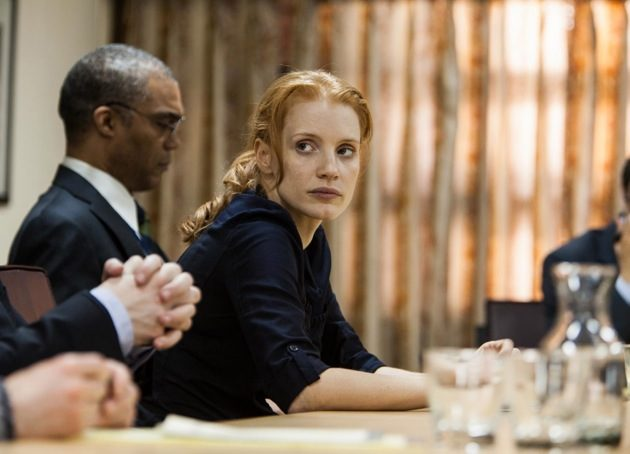 Jessica Chastain Best Actress Oscar