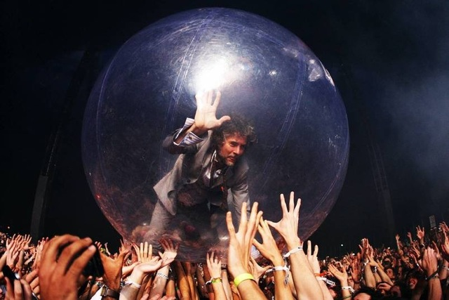 Oz The Great And Powerful Flaming Lips