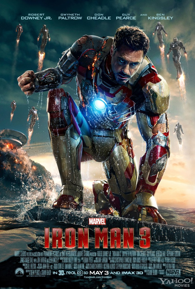 Iron Man 3 Army