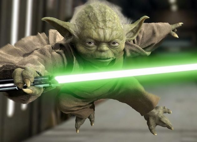 Disney Yoda Movie