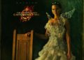 Katniss On The Catwalk: New 'Hunger Games: Catching Fire' Posters Are All About Freaky Fashion