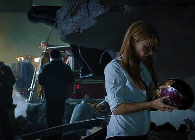Iron Man 3 Gwyneth Paltrow