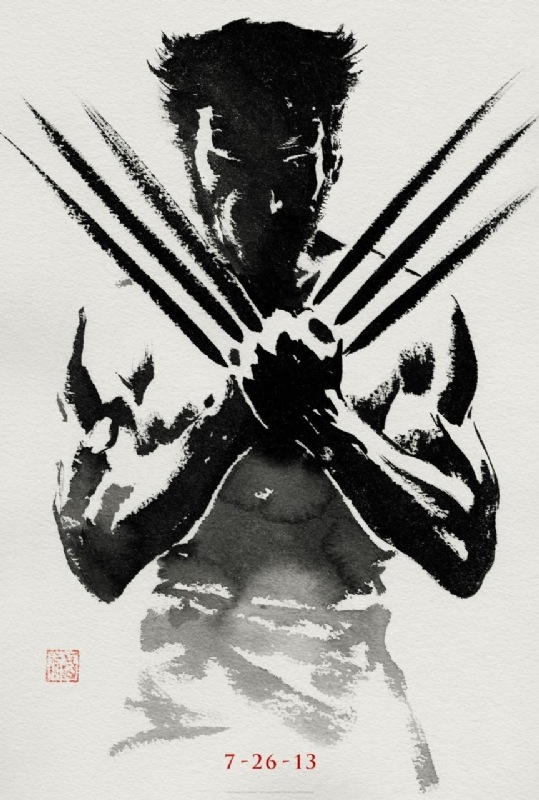 The Wolverine Posters