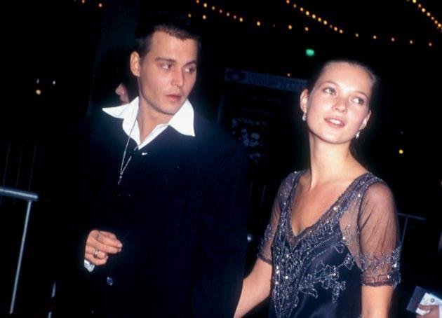 Johnny Depp Kate Moss He Met Her