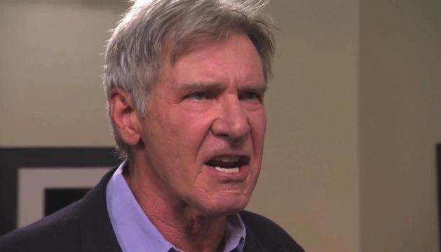Harrison Ford Chewbacca