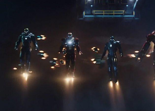 Iron Man 3 The Mandarin