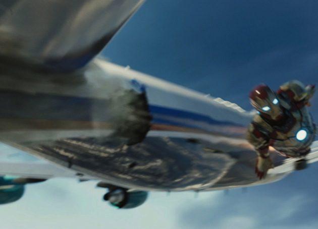 Iron Man 3 Air Rescue