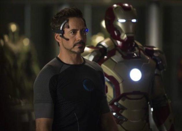 Iron Man 3 Flip