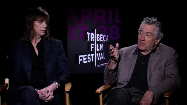 Tribeca Film Festival Robert De Niro